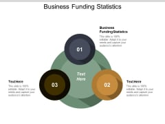 Business Funding Statistics Ppt PowerPoint Presentation Portfolio Inspiration Cpb