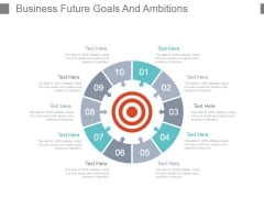 Business Future Goals And Ambitions Powerpoint Slide Images
