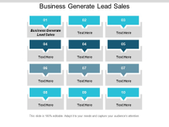 Business Generate Lead Sales Ppt PowerPoint Presentation Pictures Aids