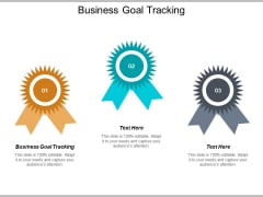 Business Goal Tracking Ppt PowerPoint Presentation Styles Layouts