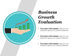 Business Growth Evaluation Ppt PowerPoint Presentation Styles Clipart