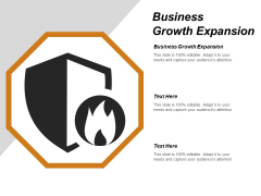Business Growth Expansion Ppt PowerPoint Presentation Infographic Template Samples Cpb