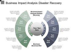 Business Impact Analysis Disaster Recovery Business Business Web Ppt PowerPoint Presentation Professional Pictures