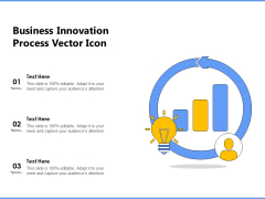 Business Innovation Process Vector Icon Ppt PowerPoint Presentation Layouts Design Templates PDF