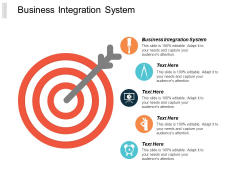 Business Integration System Ppt PowerPoint Presentation Show Example Introduction Cpb
