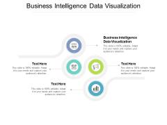 Business Intelligence Data Visualization Ppt PowerPoint Presentation Infographics Graphics Tutorials Cpb