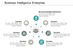 Business Intelligence Enterprise Ppt PowerPoint Presentation Ideas Background Images Cpb