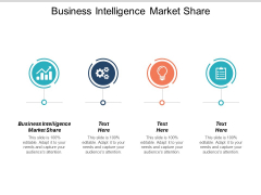 Business Intelligence Market Share Ppt PowerPoint Presentation Outline Good Cpb