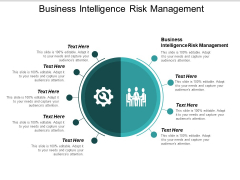 Business Intelligence Risk Management Ppt PowerPoint Presentation Inspiration Graphic Images Cpb