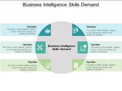 Business Intelligence Skills Demand Ppt PowerPoint Presentation Portfolio Brochure Cpb