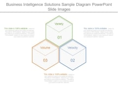 Business Intelligence Solutions Sample Diagram Powerpoint Slide Images