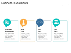 Business Investments Ppt PowerPoint Presentation Infographics Portrait Cpb