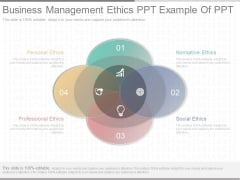 Business Management Ethics Ppt Example Of Ppt