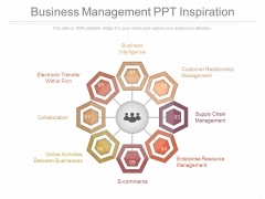Business Management Ppt Inspiration