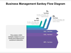 Business Management Sankey Flow Diagram Ppt PowerPoint Presentation Pictures Samples PDF