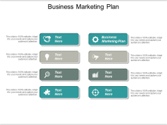 Business Marketing Plan Ppt PowerPoint Presentation Summary Template Cpb