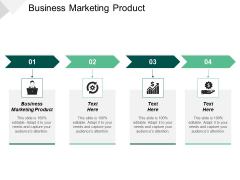 Business Marketing Product Ppt PowerPoint Presentation Pictures Tips Cpb