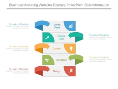 Business Marketing Websites Example Powerpoint Slide Information