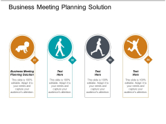 Business Meeting Planning Solution Ppt PowerPoint Presentation Layouts Skills