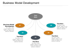 Business Model Development Ppt PowerPoint Presentation Gallery Picture