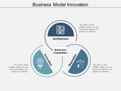 Business Model Innovation Ppt Powerpoint Presentation Infographic Template Skills