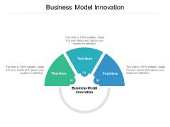 Business Model Innovation Ppt PowerPoint Presentation Styles Mockup Cpb