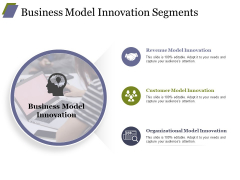 Business Model Innovation Segments Ppt PowerPoint Presentation Professional Example Topics