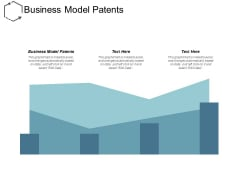 Business Model Patents Ppt Powerpoint Presentation Ideas Designs Cpb