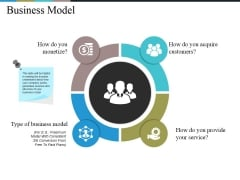 Business Model Ppt PowerPoint Presentation Model Professional