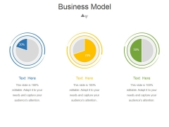 Business Model Template 2 Ppt PowerPoint Presentation Slides