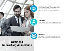 Business Networking Association Ppt PowerPoint Presentation Inspiration Example Introduction Cpb