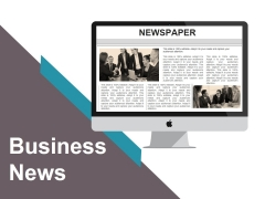 Business News Ppt PowerPoint Presentation Professional Graphics Example