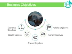 Business Objectives Ppt PowerPoint Presentation Graphics