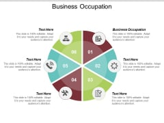 Business Occupation Ppt PowerPoint Presentation Portfolio Designs Cpb