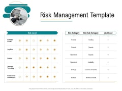 Business Operations Assessment Risk Management Template Ppt Ideas Example PDF