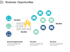 Business Opportunities Ppt Powerpoint Presentation Professional Grid Cpb