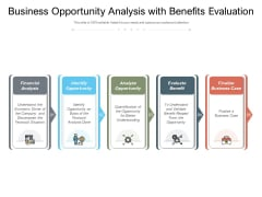 Business Opportunity Analysis With Benefits Evaluation Ppt PowerPoint Presentation Infographics Inspiration