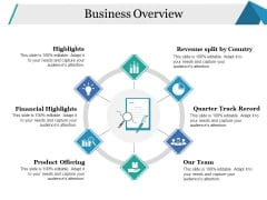 Business Overview Ppt PowerPoint Presentation Styles Icons