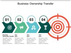 Business Ownership Transfer Ppt PowerPoint Presentation Portfolio Vector Cpb
