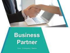 Business Partner Engagement Target Ppt PowerPoint Presentation Complete Deck