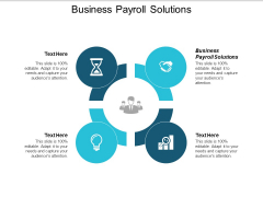 Business Payroll Solutions Ppt PowerPoint Presentation Infographics Graphic Images