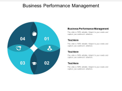 Business Performance Management Ppt PowerPoint Presentation Ideas Design Inspiration Cpb