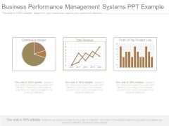 Business Performance Management Systems Ppt Example