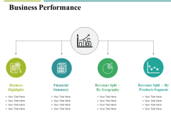 Business Performance Ppt PowerPoint Presentation Professional Visual Aids