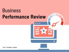 Business Performance Review Financial Performance Ppt PowerPoint Presentation Complete Deck
