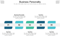 Business Personality Ppt PowerPoint Presentation Summary Examples Cpb Pdf