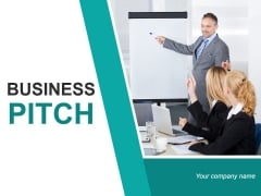 Business Pitch Ppt PowerPoint Presentation Complete Deck With Slides