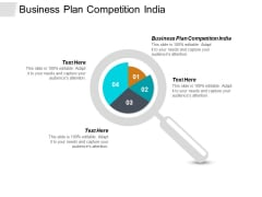 Business Plan Competition India Ppt PowerPoint Presentation Portfolio Slide Download Cpb