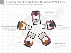 Business Plan For A Startup Business Ppt Ideas