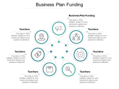 Business Plan Funding Ppt PowerPoint Presentation Inspiration Deck Cpb